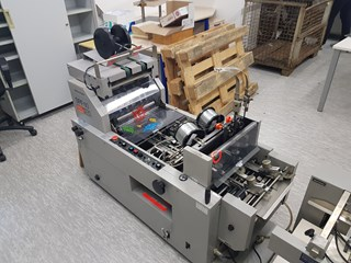 Horizon SPF 10 Stitching and folding unit Booklet production