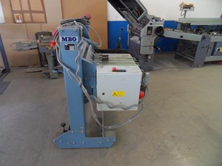 MBO P76 press unit  Folding machines