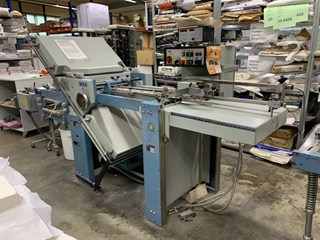 MBO T45-4-4-X Folding Machines