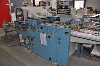 MBO T500-3-X Folding machines