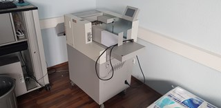 Multigraf C375 PERFORATRICES