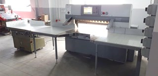 2007 Polar 115 X Guillotines/Cutters