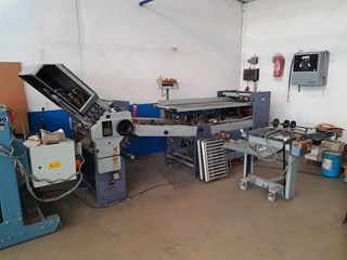 Stahl TF 56/6 R Folding machines
