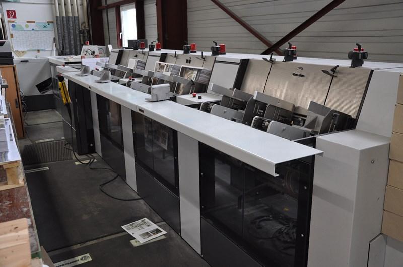 Show details for 2012 Heidelberg ST 100 6+1
