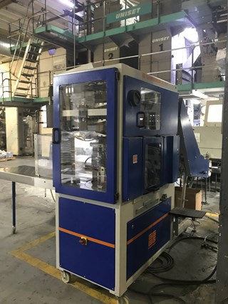 KL507 for Commercial or Newspaper Applications  Stackers