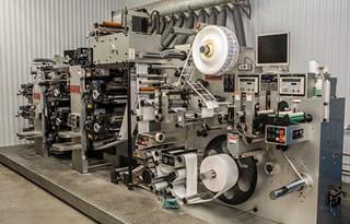 LABELMEN PW-260-R8C Rotativa de etiquetas