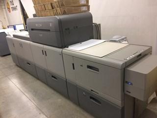 Ricoh Pro C9200 Series Digital Printing