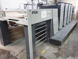 Ryobi 924 Gebrauchte Bogenoffsetmaschinen