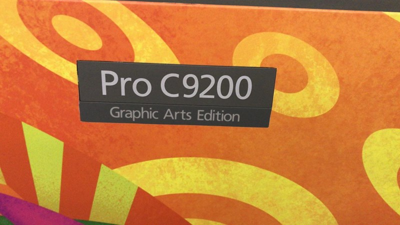 Ricoh Pro C9200 Series