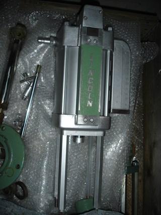 "LINCOLN Powermaster 4"" + 6"" Ink Control"