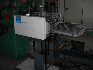 "SCHNEIDER Envelope-feeder ""F 60"" Envelope Production"