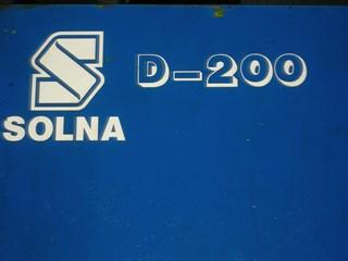 Solna D 300 / D 200 Cold Set