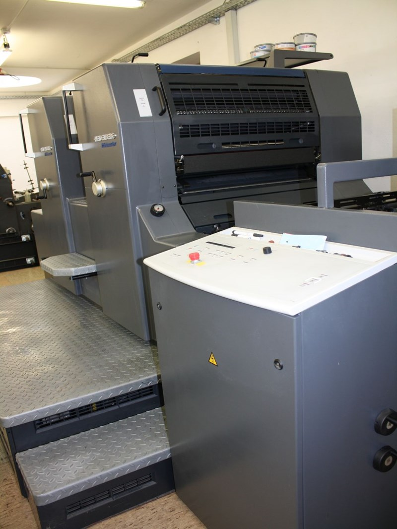 Show details for HEIDELBERG PM 74-2P