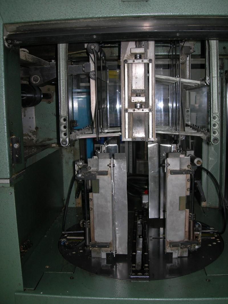 MULLER MARTINI 310 CS-25 Compensating-Stacker