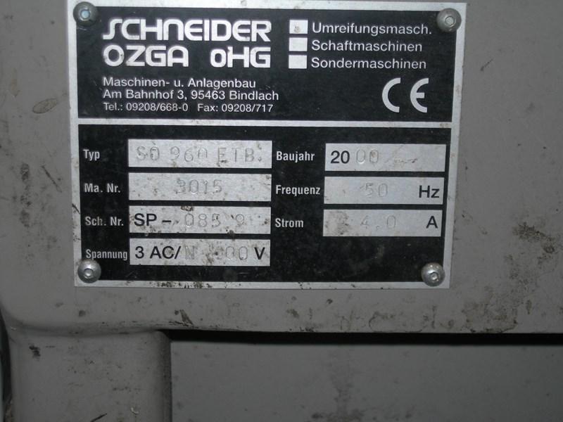 SCHNEIDER OZGA SO 960/ETB