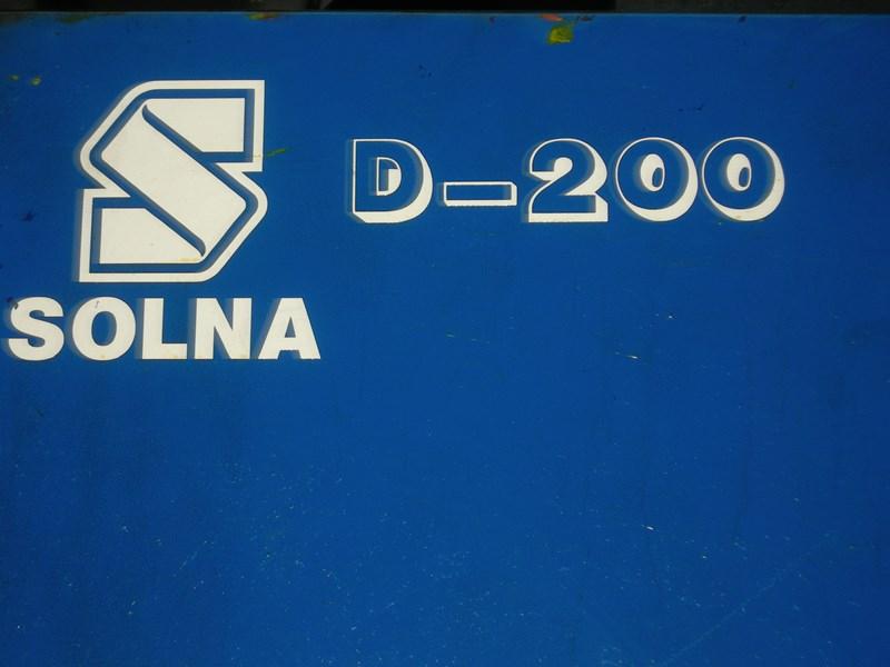 Show details for Solna D 300 / D 200