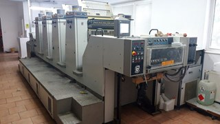 Adast Dominant 746 P 单张纸胶印机