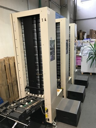 Duplo Collator DC-10000S Collators