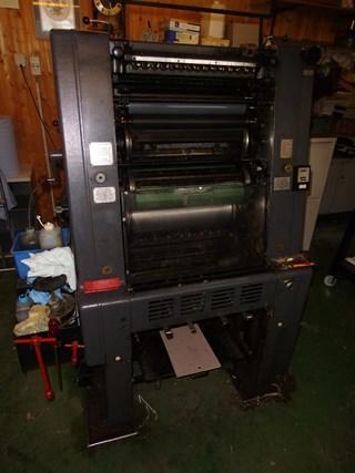 Heidelberg GTO 46 单张纸胶印机