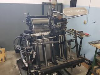 Heidelberg OHT (Tiegel) Buchdruck-Zylinder & Tiegel