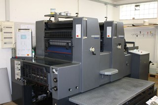 Heidelberg PM 74-2-P Sheet Fed