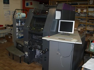 Heidelberg QM DI 46-4 Sheet Fed