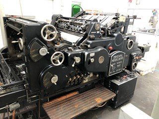 Heidelberg SBGZ Cylinder Die Cutters - Automatic and Handfed