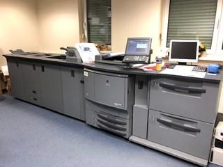 Konica Minolta Bizhub Pro C6500 Digital printing