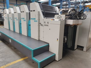 MAN Roland R 205 E Sheet Fed