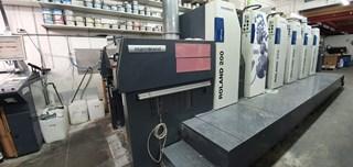 MAN Roland R 205 E 单张纸胶印机