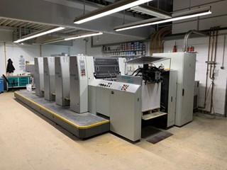 MAN Roland R 304 单张纸胶印机