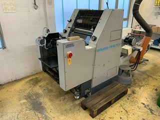 MAN Roland PR 00 Sheet Fed