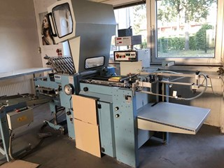 MBO T 500 Folding machines