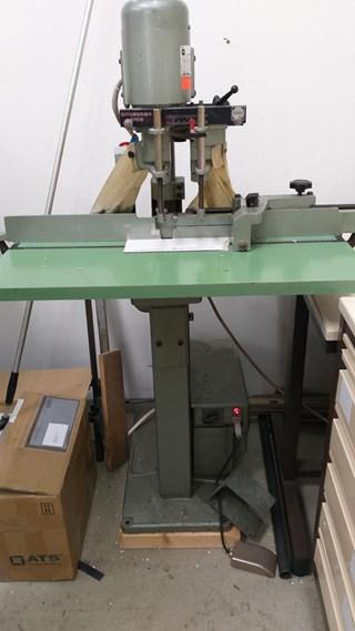 Nagel Citoborma 270 b Paper drilling & punching
