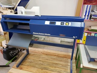 Planax Perfect Binder 1140 胶订机及配页机