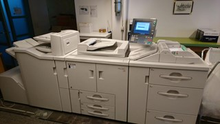 Ricoh PRO 1107EX Digital Printing