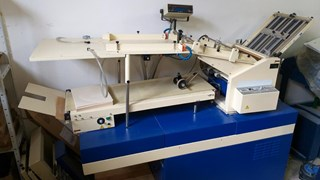 Sofrapli 385 CD Folding machines