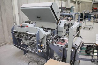 Stahl KC 78-6 Folding Machines