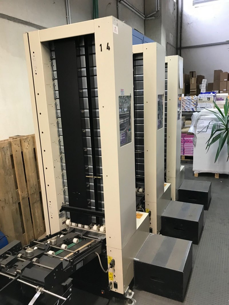Show details for Duplo Collator DC-1000S