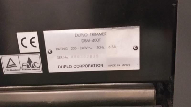 Duplo System 4000 / 5000