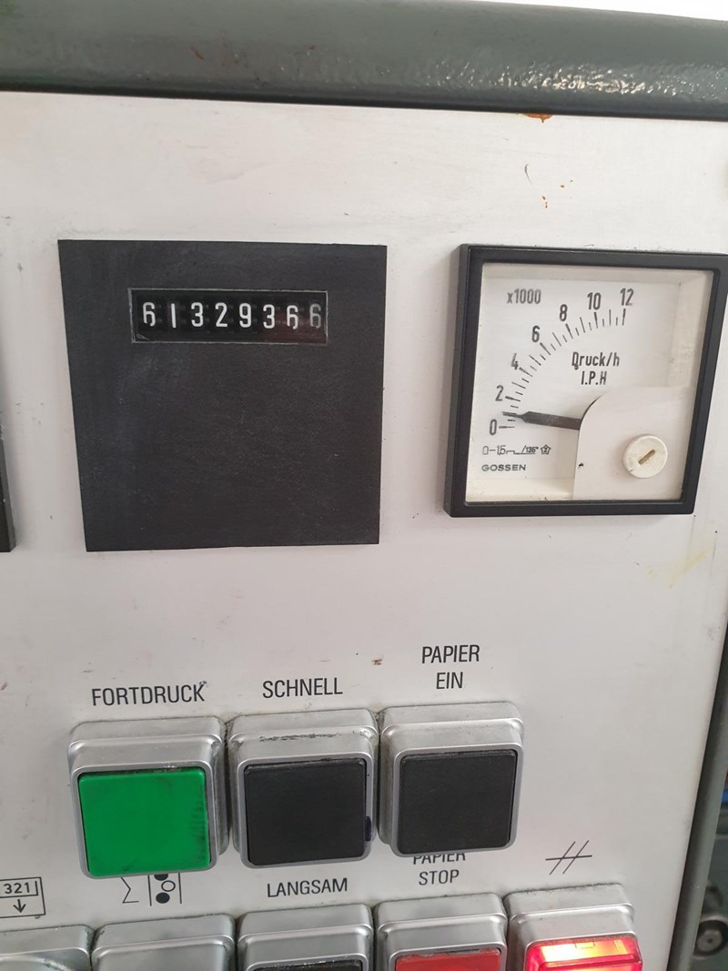 Heidelberg GTOZP 52+