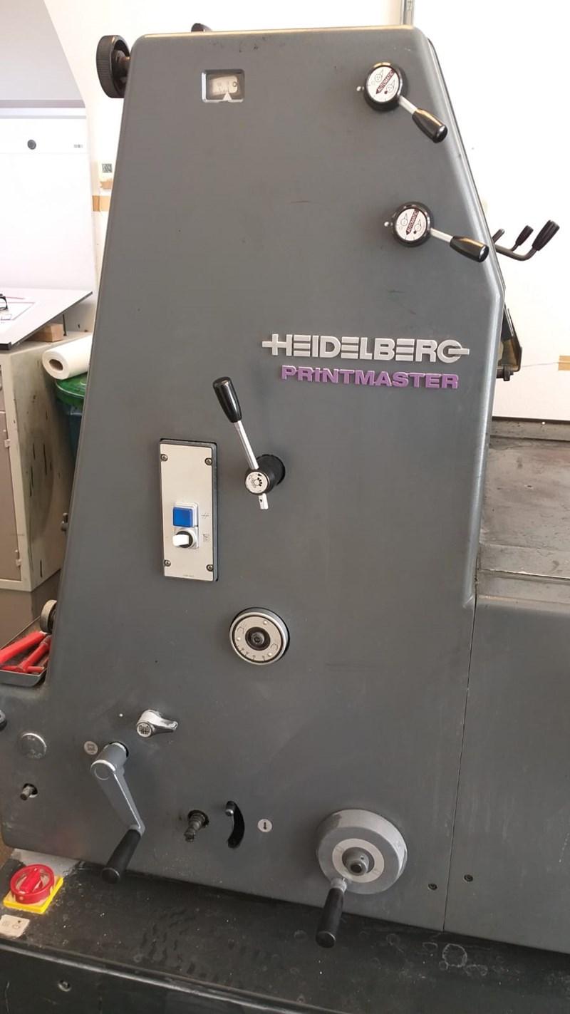 Heidelberg PM GTO 52-2