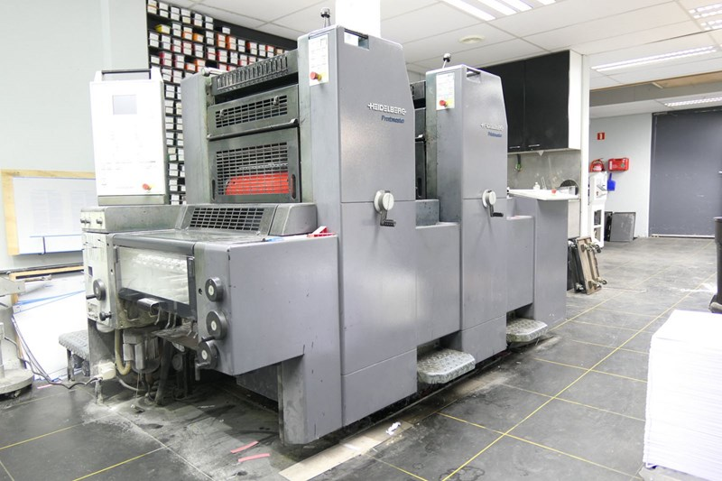 Show details for Heidelberg PM 52-2