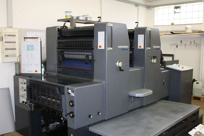 Show details for Heidelberg PM 74-2-P