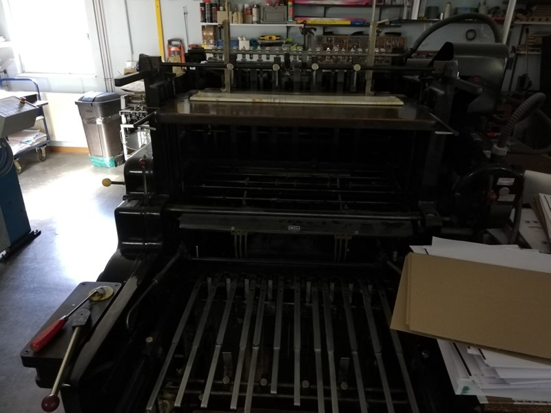 Heidelberg SBG Cylinder 54x72