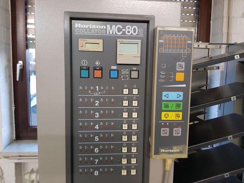 Horizon MC8 + SPF10 + FC-10