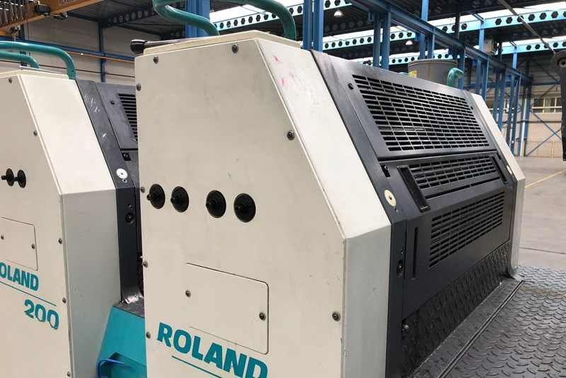 MAN Roland R 205 E