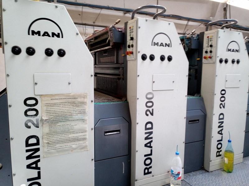 MAN Roland R 204 E