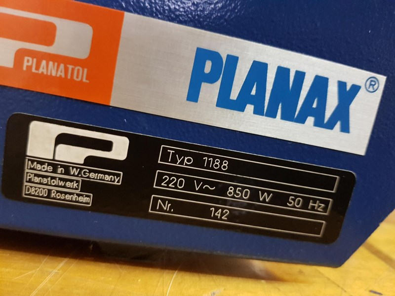 Planax Perfect Binder 1140
