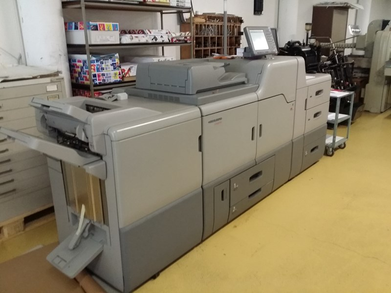 Show details for Heidelberg Ricoh Linoprint Pro C751 EX